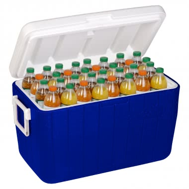 Kühlbox POLARFUCHS 50 Liter