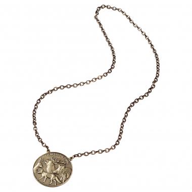 """Medaille """"Der Jagdkönig"""""""