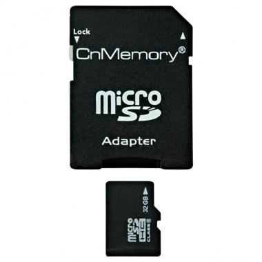 MicroSD 32GB Speicherkarte