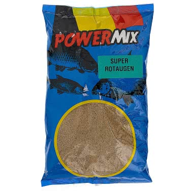 Mondial Lockfutter Nullens - Power Mix - Carp Vanilla