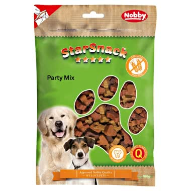 Nobby Star Snack (Party Mix)
