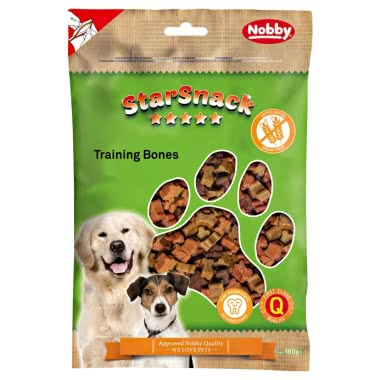 Nobby Star Snack Training Bones