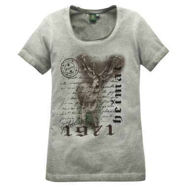 OS Trachten Damen T-Shirt HEIMAT