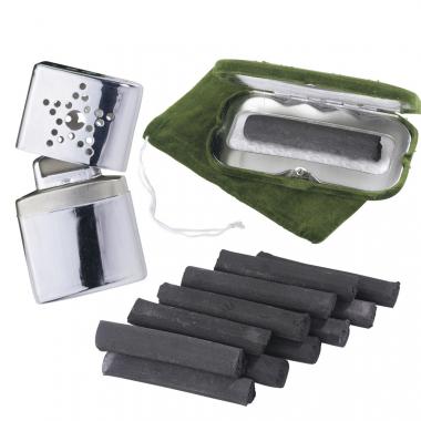 Perca Original Taschenofen-Set
