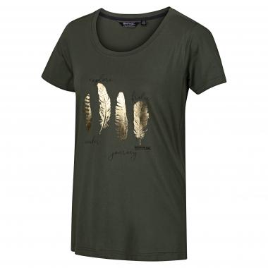 Regatta Damen T-Shirt FILANDRA