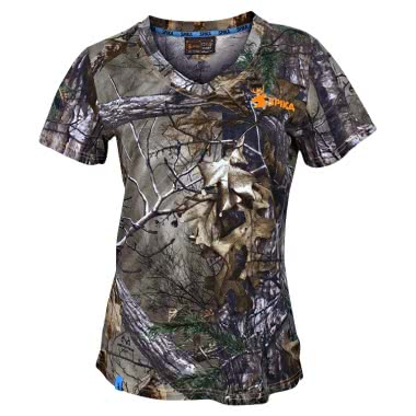 Spika Damen T-Shirt Trail