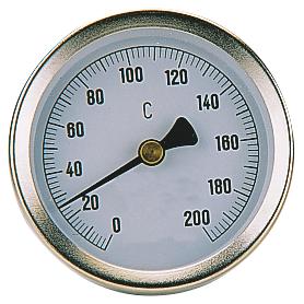 Peetz Räucher Thermometer bis 120° C Räucherzubehör räuchern NEU