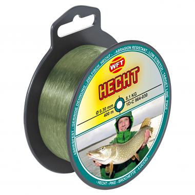 WFT Zielfischschnur Hecht (grün)