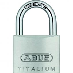 ABUS Schloss 64 Titalium