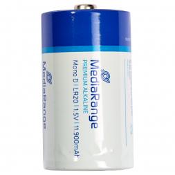 Alkaline Media Range Mono LR20/D 1,5 Volt