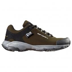 Almwalker Herren Softshell-Schuhe LAXA