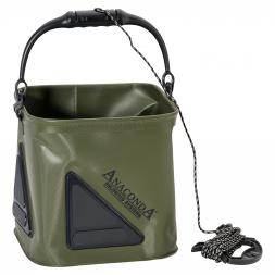 Anaconda Wassereimer Pull Up Bucket (17 Liter)