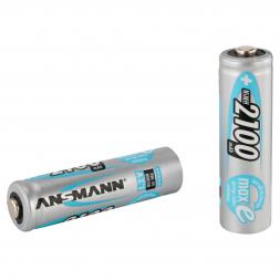 Ansmann Akkubatterie maxE Mignon AA/HR6
