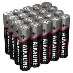 Ansmann Batterie Micro AAA/LR03, 20er Box