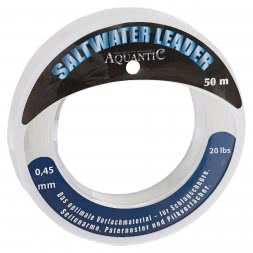 Aquantic Angelschnur Saltwater Leader
