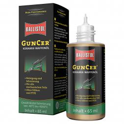 Ballistol Keramik-Waffenöl Flüssig Guncer (65 ml)
