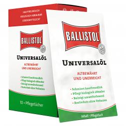 Ballistol Universalöl Tücher-Box