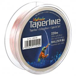 Balzer Angelschnur Taperline (multicolor, 220 m)