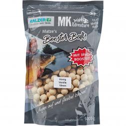 Balzer Boilies MK Adventure Booster Balls (Honig/Vanille)