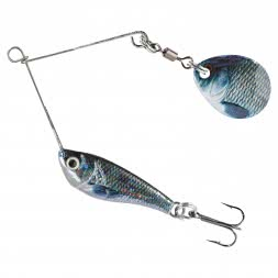 Balzer Colonel Micro Spinner Baits - Rotauge
