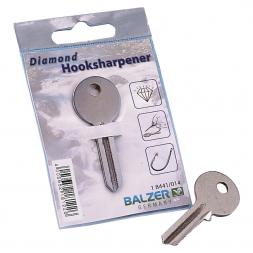 Balzer Diamanthakenschärfer
