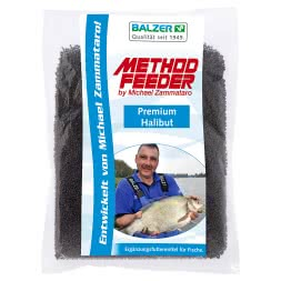 Balzer Halibut Pellets Method Feeder Micro Premium