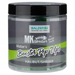 Balzer Pop-Ups MK Adventure Booster Balls (Halibut/Shrimp)