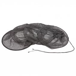 Balzer Setzkescher mit gummiertem Netz