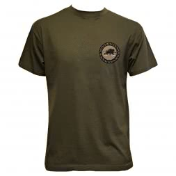 Bartavel Herren T-Shirt Wildschwein 2