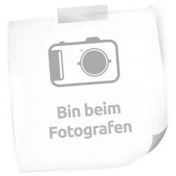 Behr Aluminium Sitzkiepe mit Rückenlehne