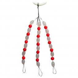Behr Schnurstopper mit Perlen