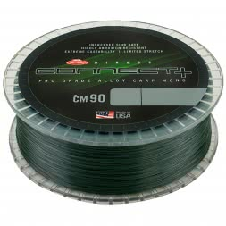 Berkley Angelschnur Direct Connect CM90 (Weedy Green, 1.200 m)