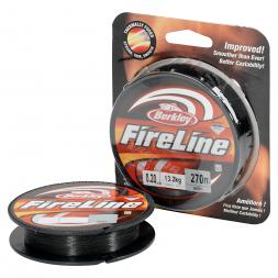 Berkley Angelschnur Fireline (Smoke)