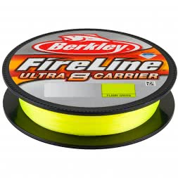 Berkley Angelschnur FireLine Ultra 8 (Fluo Green, 300 m)