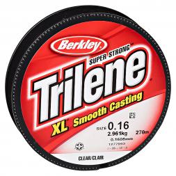Berkley Angelschnur Trilene XL Smooth Casting (Clear)