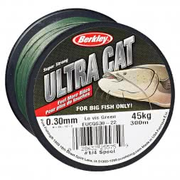 Berkley Angelschnur Ultra Cat (Lo-Vis Green)