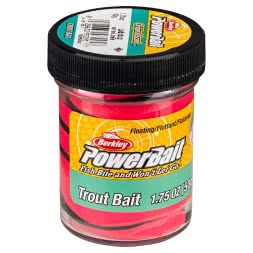 Berkley Forellenteig PowerBait® Trout Bait Swirl Range (Lady Bug)