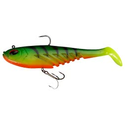Berkley Powerbait Flat Giant - Firetiger
