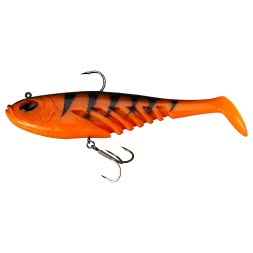 Berkley Powerbait Flat Giant - Orange Black