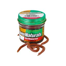 Berkley Soft Baits PowerNaturals Earthworms (Regenwurm)