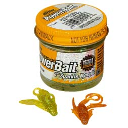 Berkley Soft Baits PowerNaturals (Nymphen)