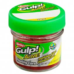 Berkley Softbait Gulp Alive (Floating Corn)