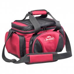 Berkley Tasche mit Köderbox L rot