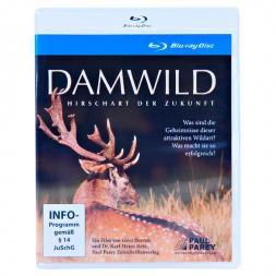 Blu-ray Disc Damwild. Hirschart der Zukunft