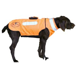 Boar Protec Hundeschutzweste Dog Protection - orange