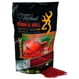 Browning Friedfischfutter Champion´s Method (Robin & Krill)