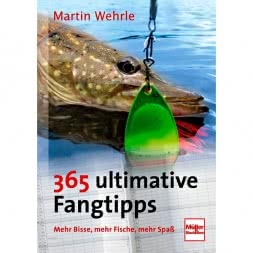 Buch: 365 ultimative Fangtipps von Martin Wehrle