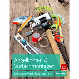 Buch: Angelknoten & Vorfachmontagen von Haus Eiber