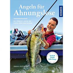 Buch: Angeln für Ahnungslose von Tobias Hoffmann