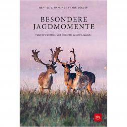 Buch Besondere Jagdmomente von Gert G. Harling